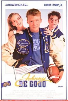 Постер фильма Джонни, будь хорошим (1988)