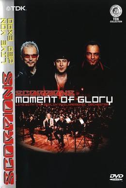 Постер фильма The Scorpions: Moment of Glory (2001)