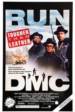 Постер фильма Жестче, чем кожа (1988)