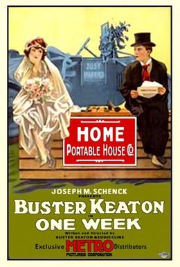 Постер фильма Одна неделя (1920)
