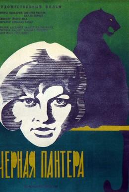 Постер фильма Черная пантера (1966)