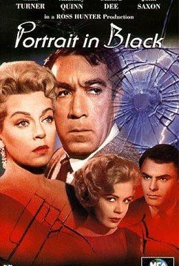 Постер фильма Портрет в черных тонах (1960)