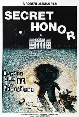 Постер фильма Тайная честь (1984)