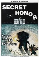 Тайная честь (1984)