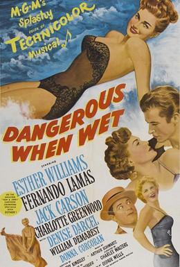 Постер фильма Покорить Ла-Манш (1953)