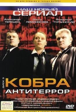 Постер фильма Кобра: Антитеррор (2003)