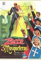 Зорро и три мушкетера (1963)
