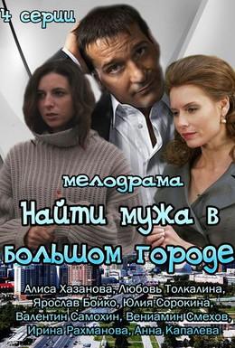 Постер фильма Найти мужа в большом городе (2013)