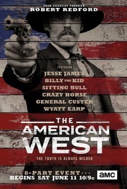 Постер фильма Американский запад (2016)