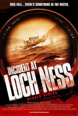 Постер фильма Инцидент на Лох-Нессе (2004)