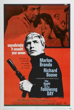 Постер фильма Ночь следующего дня (1969)
