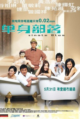 Постер фильма Блог холостяка (2007)