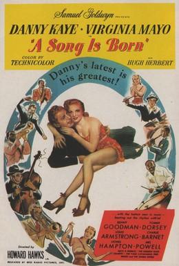 Постер фильма Песня рождена (1948)