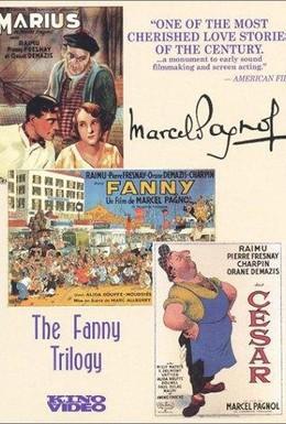 Постер фильма Фанни (1932)