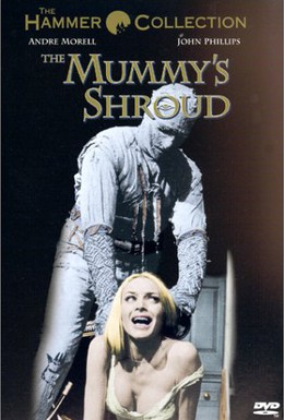 Постер фильма Саван мумии (1967)