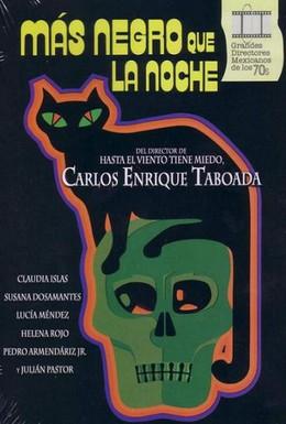 Постер фильма Темнее ночи (1975)