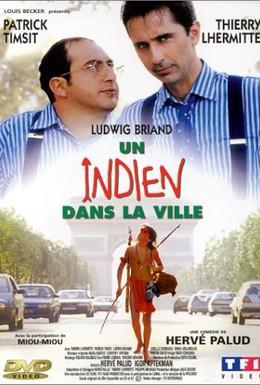 Постер фильма Индеец в Париже (1994)