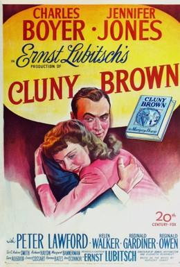 Постер фильма Клуни Браун (1946)
