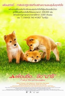 Постер фильма История Мари и трех щенков (2007)