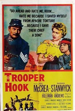 Постер фильма Сержант Хук (1957)