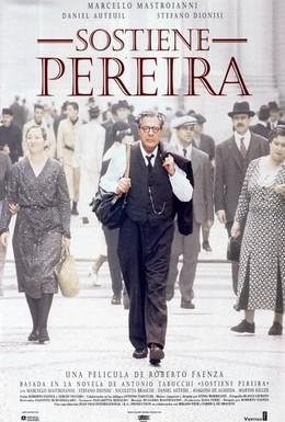 Постер фильма Согласно Перейре (1995)