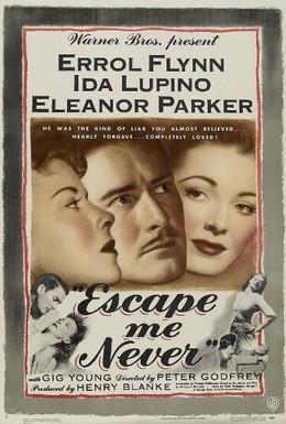 Постер фильма Никогда не покидай меня (1947)