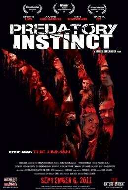 Постер фильма Хищный инстинкт (2011)