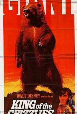 Постер фильма Король Гриззли (1970)