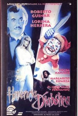 Постер фильма Дьявольское наследство (1994)