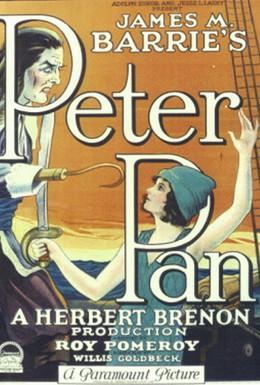 Постер фильма Питер Пэн (1924)