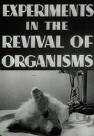 Эксперименты по оживлению организмов (1940)