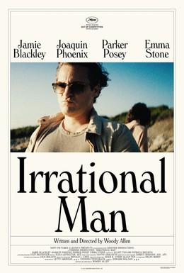 Постер фильма Иррациональный человек (2015)