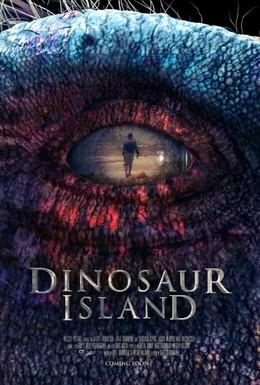 Постер фильма Остров динозавров (2014)