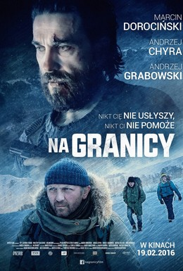 Постер фильма На границе (2016)