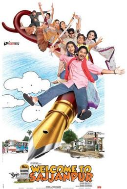 Постер фильма Добро пожаловать в Саджанпур (2008)
