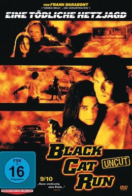 Постер фильма Бег черной кошки (1998)