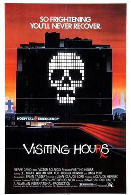 Постер фильма Часы посещения (1982)