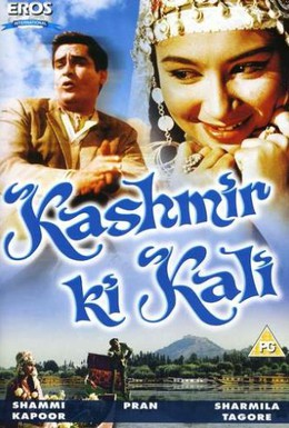 Постер фильма Красавица Кашмира (1964)