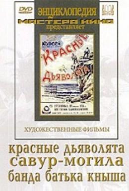 Постер фильма Банда батьки Кныша (1924)