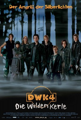 Постер фильма Дикая банда 4 (2007)