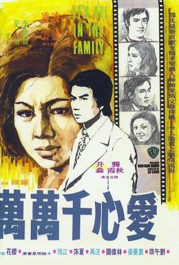 Постер фильма Все в семье (1975)