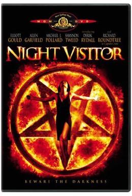 Постер фильма Ночной гость (1989)