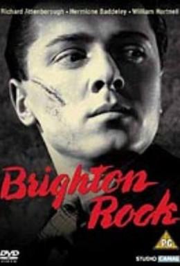 Постер фильма Брайтонская скала (1947)
