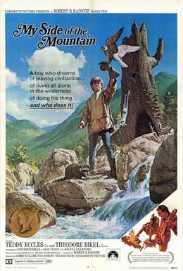 Постер фильма Моя сторона горы (1969)