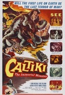 Калтики, бессмертный монстр (1959)
