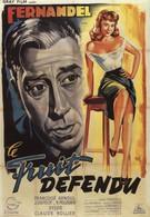 Запретный плод (1952)