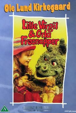 Постер фильма Малютка Виргил и Орлан Жабоглот (1980)