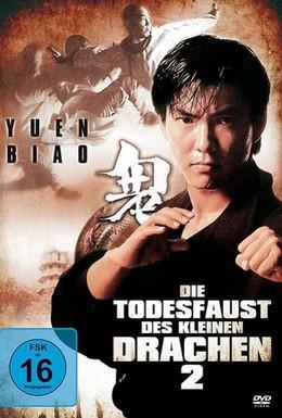 Постер фильма Удар ногой (1993)