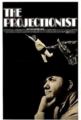 Постер фильма Киномеханик (1971)