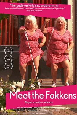 Постер фильма Знакомство с Фоккенами (2011)